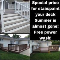 Power washing Oxon Hill