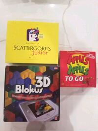 3 Board Games for Kids