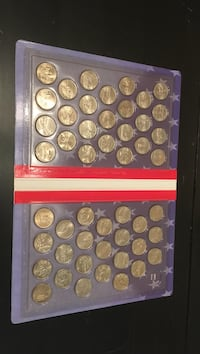 State coins/missing one