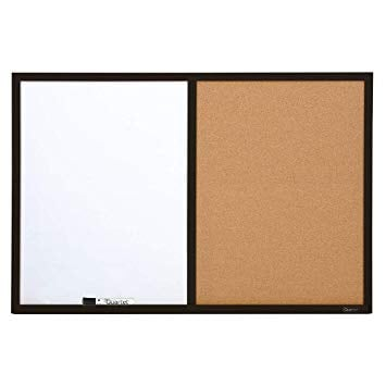 FOR SALE: COMBINATION DRY ERASE & CORK PIN BOARD $5