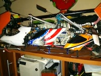 3 rc helicopters Riverside, 92507