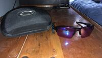 black framed Oakley sunglasses with case Wilmot, N3A 4N1