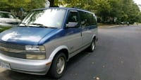 1995 Chevrolet Astro Broadlands