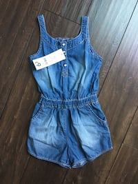 Girls clothes  - toddler romper Richmond, V7A 3N3