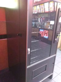 black and gray commercial refrigerator Dearborn