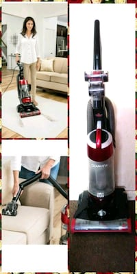 black and red upright vacuum cleaner Jacksonville, 32210