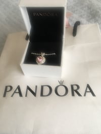 Pandora Necklace Hearts Beautiful gift Mississauga, L5R 1B2