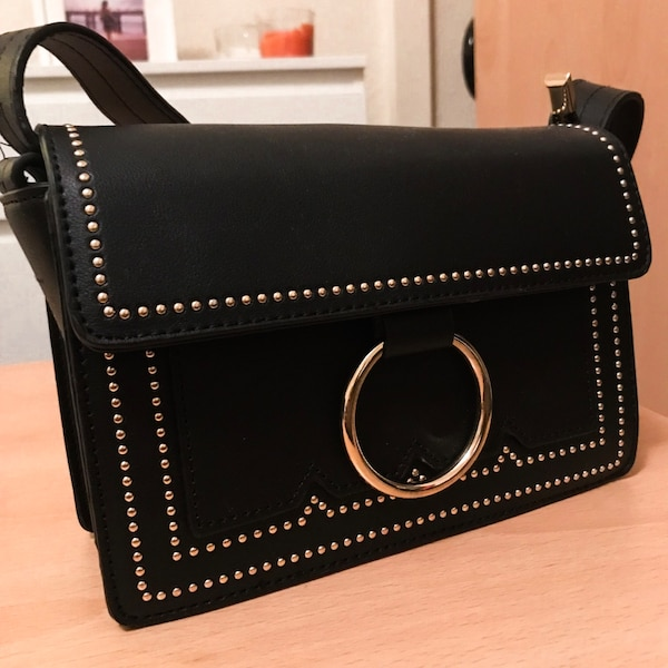 Brand New With Tags Black bag similar to Chloe's