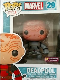 Deadpool PX Previews Exclusive POP 29 Santa Clara, 95051