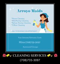 House cleaning Hammond, 46320