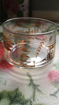 clear glass bowl with lid Dartmouth, B3A 1P1
