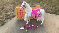 "20"" Our Generation Horse for 18"" dolls Jackson, 08527"