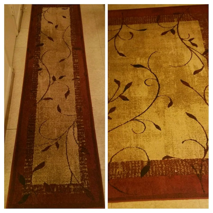 Rug and runner