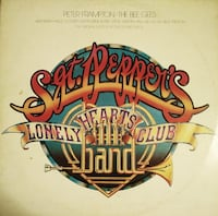 Doble LP vinilo BSO Sgt. Peppers Lonely Hearts Club Band Madrid, 28003