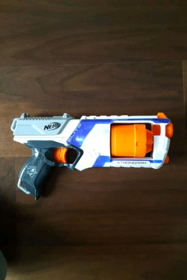 Nerf elite strong arm 4ea1f9c5-d23a-4424-bc8b-2f82793a6122