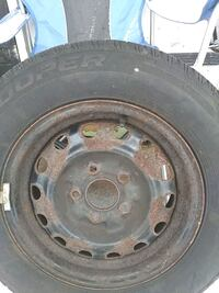tires 185/70R14 COOPER Response. Really New tire's 713 mi