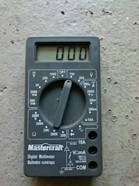 Digital Multimeter Brampton, L6R 2S2