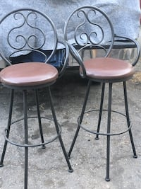 Bar Stools (like new/excellent condition ) Salt Lake City, 84107