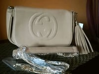 Beige and off White sling bags only $35 each 539 km
