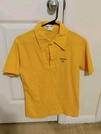 Yellow Cutty Sark polo 25 mi