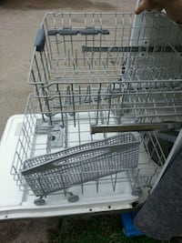 white and gray metal pet cage Windsor, N8Y 4E2
