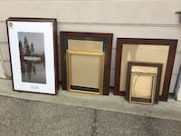 10 new and used frames.  Sold separately or together Santa Monica, 90405