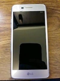 Lg Aristo (silver) android smartphone West Point, 84015