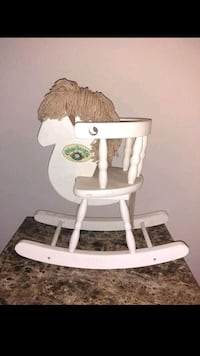 Vintage rare Cabbage Patch Kids rocking horse Oklahoma City, 73111