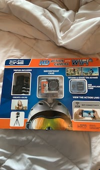 HD Action Camera with WIFI