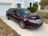 2011 Ford Fusion SE AUTOMATIC 4C Bowie