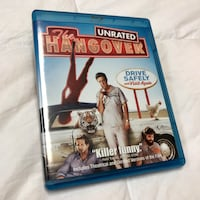 Like New The Hangover Unrated Blu-Ray Disc Whittier, 90605
