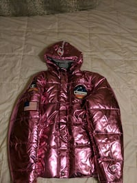 Champion Pink Metallic Jacket  Winnipeg, R3E 2Z5