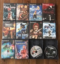 PS2 Game Bundle Severna Park, 21146