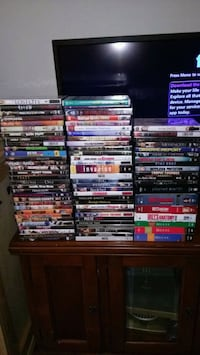 Movies/tv series dvds Centreville, 20120