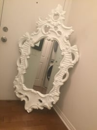 Mirror - White Glam Westmount