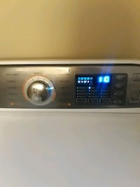 gray and black Samsung front-load washer Huntsville, 35801