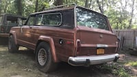 Jeep - Cherokee Chief - 1983 Miller Place