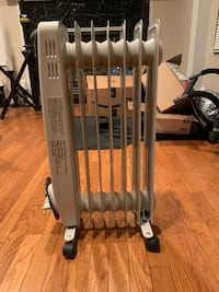 Westpointe, Oil Filled Convection Radiator Electric Heater, HO-0218H West Falls Church
