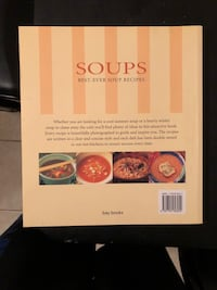 Soup cook book Providence, 02909