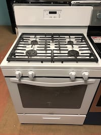 New whirlpool gas stove  45 mi