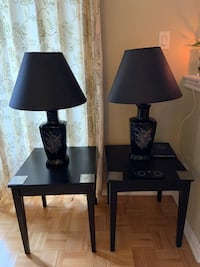 Two table lamp with two tables Richmond Hill, L4S 2H7
