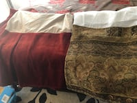 Two king size bed skirts Las Vegas, 89144