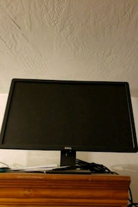 black Dell flat screen computer monitor Fort Lauderdale, 33311