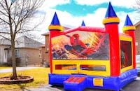 Bounce house and inflatables rental Hamilton