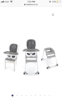 3 in 1 High Chair Mississauga, L4Y