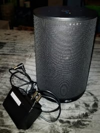 LG XBOOM AI ThinQ WK7 with Google Assistant Built-in Manchester