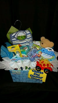 Baby Boy Basket Portsmouth, 23701