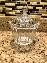 Crystal Dish from Macys Centreville, 20120