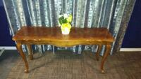 Console table  West Springfield, 22152