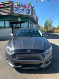 2013 Ford Fusion 74,000 Miles Only Clean title Montgomery Village
